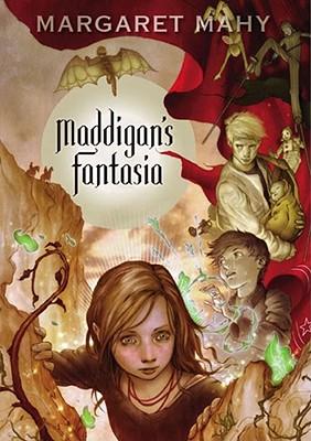 Maddigan's Fantasia Cover