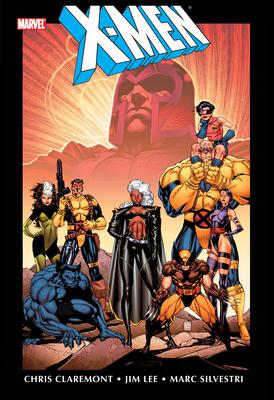 X-Men by Chris Claremont & Jim Lee Omnibus Vol. 1 cover