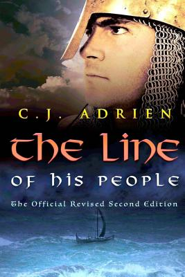 Cover for The Line of His People