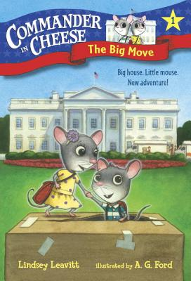 Commander in Cheese #1: The Big Move Cover Image