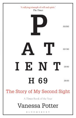 Patient H69: The Story of My Second Sight Cover Image