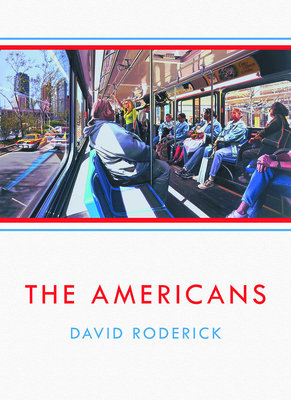 Cover for The Americans (Pitt Poetry Series)