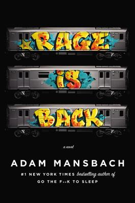 Rage Is Back Cover