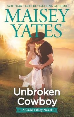 Unbroken Cowboy (Gold Valley Novel #5) Cover Image