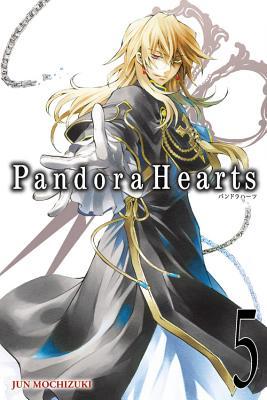 Pandora Hearts, Volume 5 Cover