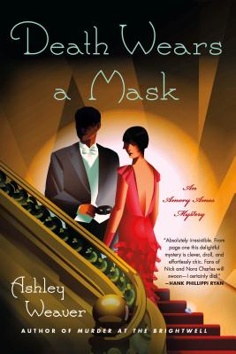 Death Wears a Mask: An Amory Ames Mystery Cover Image