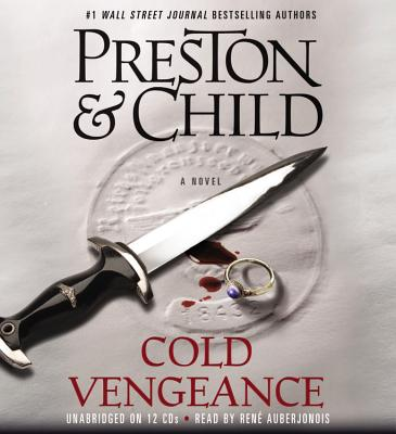 Cold Vengeance Lib/E Cover Image