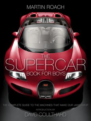 The Supercar Book Cover Image