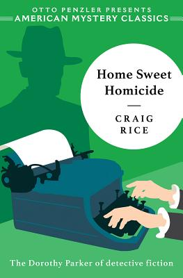 Cover for Home Sweet Homicide