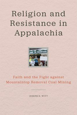 Cover for Religion and Resistance in Appalachia
