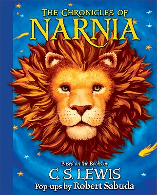 The Chronicles of Narnia Pop-up Cover