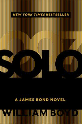Solo: A James Bond Novel Cover Image