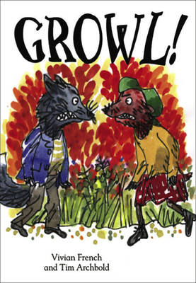 Growl! (Magpies) Cover Image