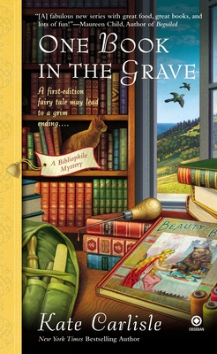 One Book in the Grave: A Bibliophile Mystery Cover Image