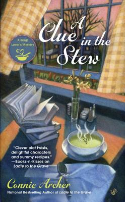 A Clue in the Stew (A Soup Lover's Mystery #5) Cover Image