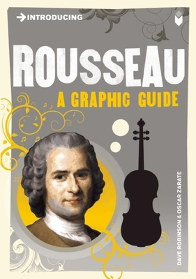 Cover for Introducing Rousseau