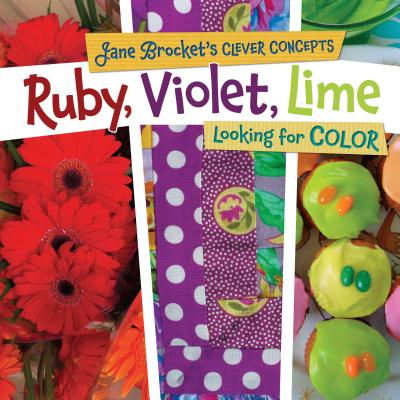 Ruby, Violet, Lime Cover