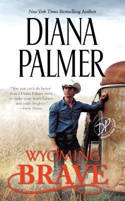 Wyoming Brave (Wyoming Men #6) Cover Image