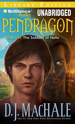 The Soldiers of Halla Cover Image