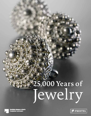 25,000 Years of Jewelry Cover Image