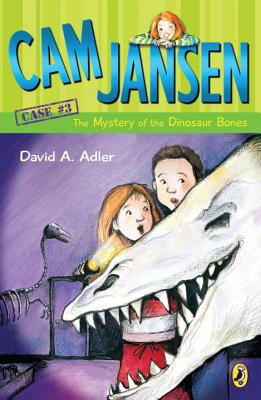 Cam Jansen: the Mystery of the Dinosaur Bones #3 Cover Image