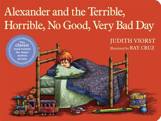 Alexander and the Terrible, Horrible, No Good, Very Bad Day: Lap Edition Cover Image