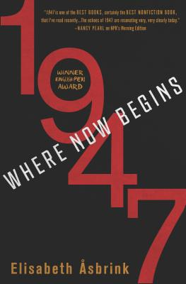 1947: Where Now Begins Cover Image