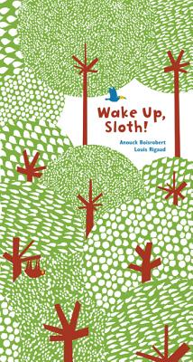 Cover for Wake Up, Sloth!