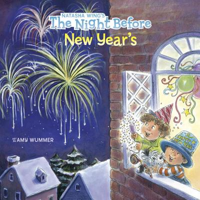 The Night Before New Year's Cover Image