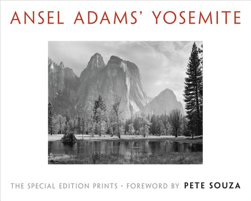 Ansel Adams' Yosemite: The Special Edition Prints Cover Image