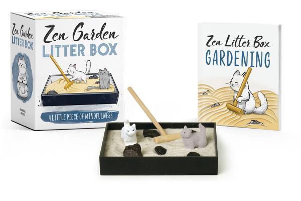 Zen Garden Litter Box: A Little Piece of Mindfulness (RP Minis) Cover Image