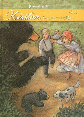 Kirsten Saves the Day: A Summer Story Cover Image