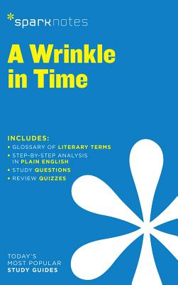 Cover for A Wrinkle in Time Sparknotes Literature Guide, 65