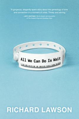 Cover for All We Can Do Is Wait