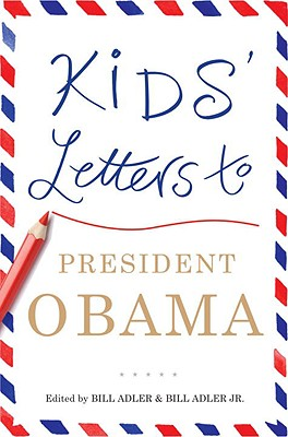 Kids' Letters to President Obama Cover