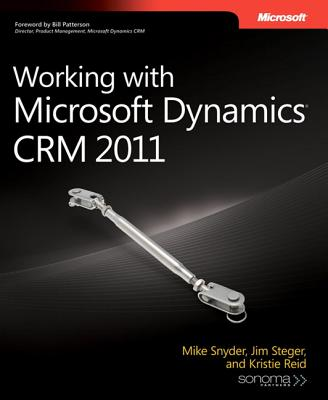 Working with Microsoft Dynamics CRM 2011 Cover Image