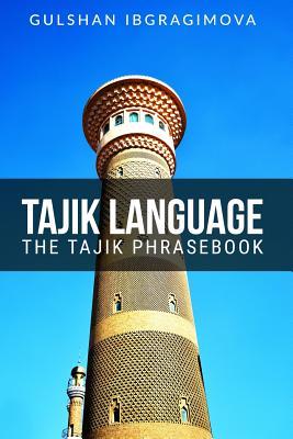 Tajik Language: The Tajik Phrasebook Cover Image