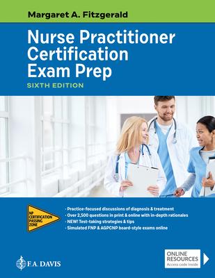 Nurse Practitioner Certification Exam Prep Cover Image