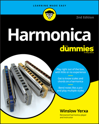 Harmonica for Dummies Cover Image