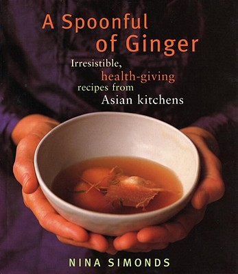 A Spoonful of Ginger Cover
