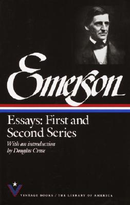 Essays: First and Second Series Cover Image