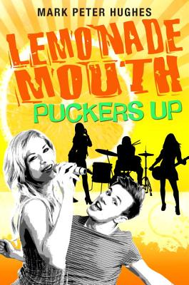 Lemonade Mouth Puckers Up Cover