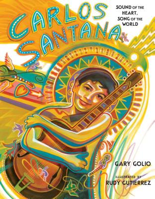 Carlos Santana: Sound of the Heart, Song of the World Cover Image