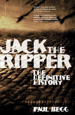 Cover for Jack the Ripper
