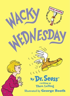 Wacky Wednesday (Beginner Books(R)) Cover Image