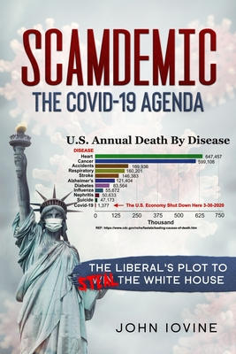Scamdemic - The COVID-19 Agenda: The Liberal Plot To Win The White House Cover Image