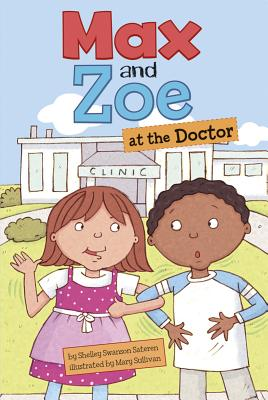 Max and Zoe at the Doctor Cover Image