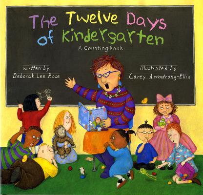 The Twelve Days of Kindergarten Cover