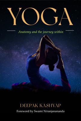 Yoga: Anatomy and the Journey Within Cover Image