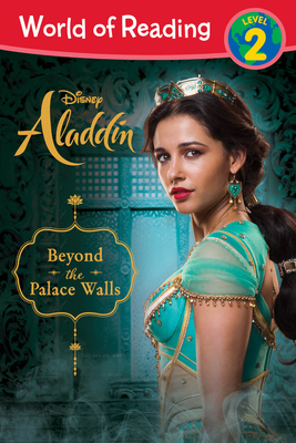 World of Reading: Aladdin Beyond the Palace Walls: Level 2 Cover Image